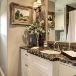 Alaska granite bathroom