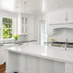 White New Kitchen 2500