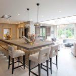 beige contemporary kitchen