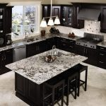 kitchen ideas black cabinets Flatware Freezers -