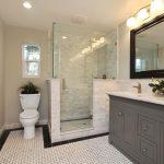 traditional modern bathroom remodel